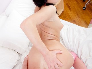 Tight ass hole given to be deeply penetrated